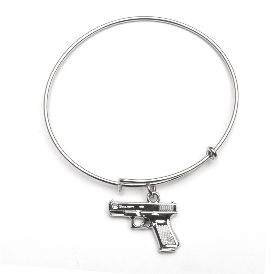 silver bangle bangles of mall pandora sterling bracelet charm