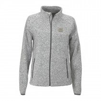 Women's Grey Fleece Sweater